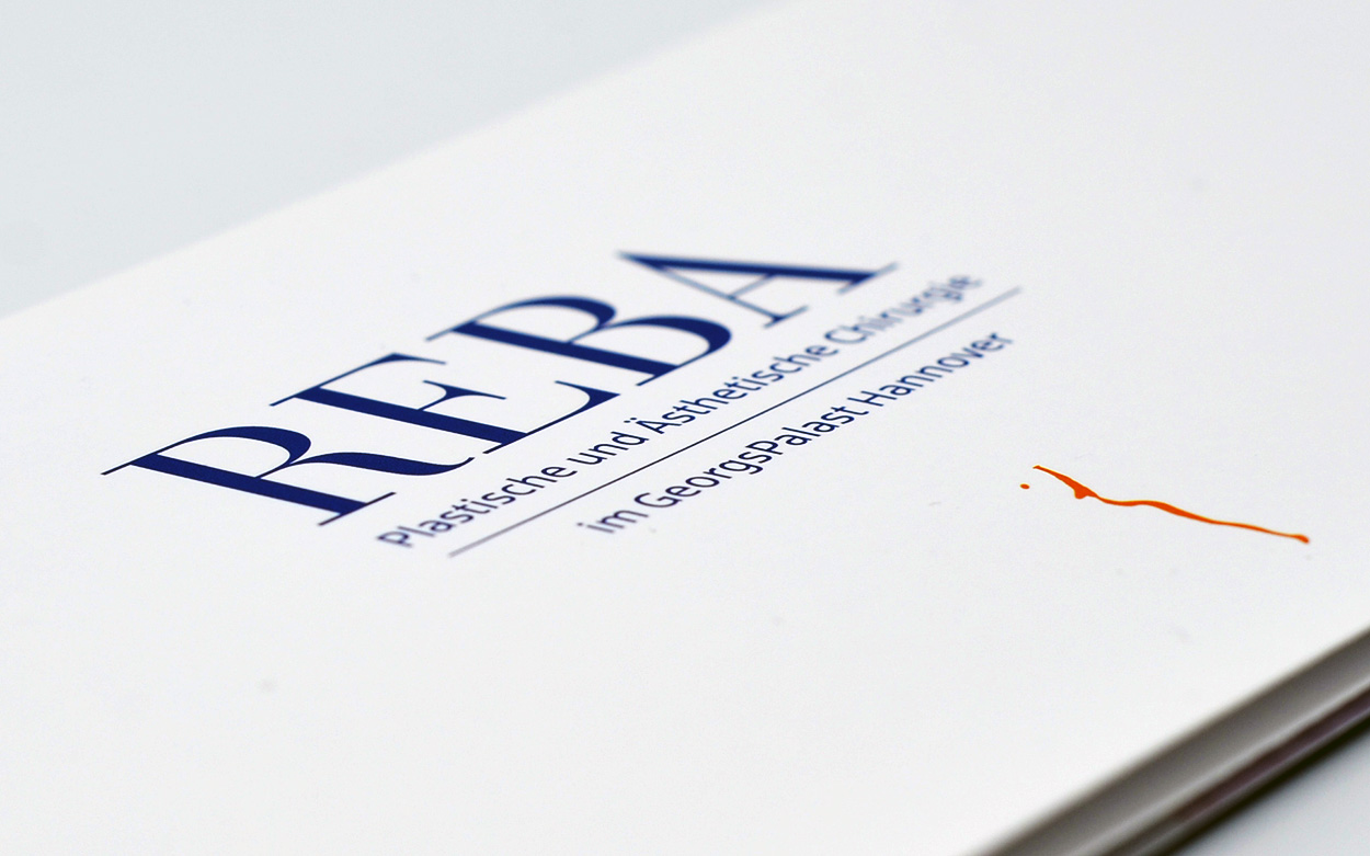 Corporate Design Dr. Reba